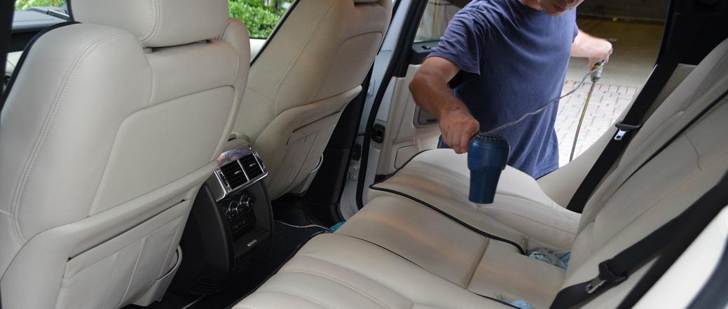 professional car seat repair