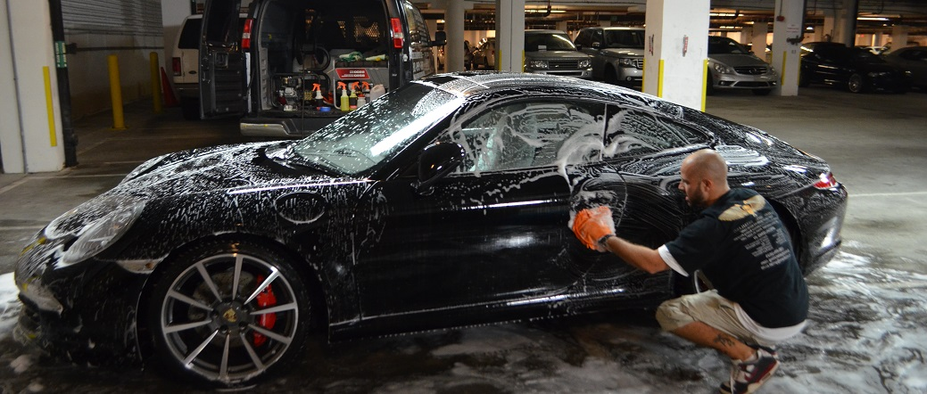 Full Service Car Wash Ballard